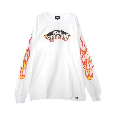 VANS Fire Pattern OTW L/S T-Shirt