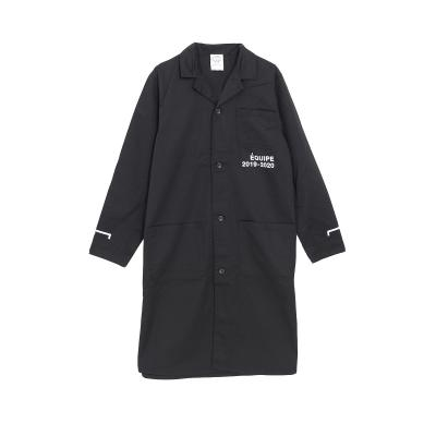 Gotham NYC LOGO-CT SHOP COAT