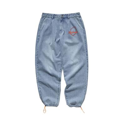 DIPSO Select Orange Point One tack wide denim