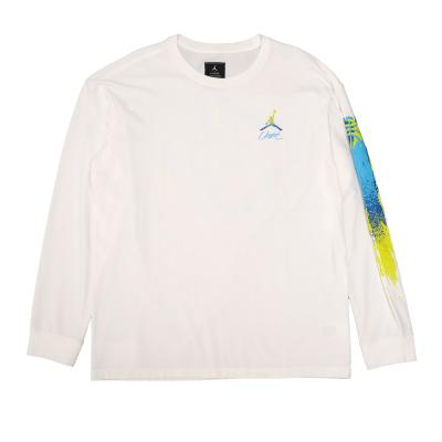 UNION×JORDAN Long sleeved T-shirt