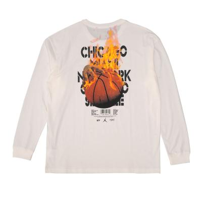 JORDAN Long sleeved T-shirt