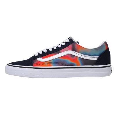 VANS LIFESTYLE Old Skool (Dark Aura) Multi/True White