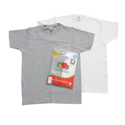 FRUIT OF THE LOOM pocket Short sleeve pack T-shirt