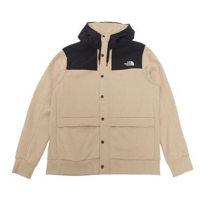 THE NORTH FACE Sweat Mountain parka