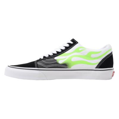 VANS 48 PRS Old Skool (Flame) Black/True White