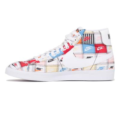 "NIKE BLAZER MID ""Patchwork"" WHITE/MULTI COLOR"