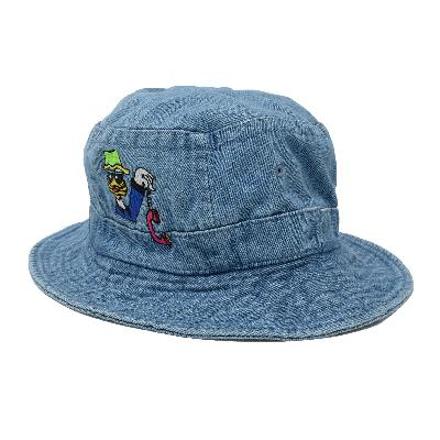 DIPSO Select embroidery Bucket hat