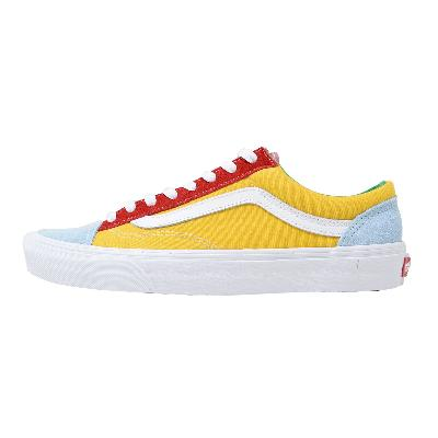 VANS LIFESTYLE Style 36 (Sunshine) Multi/True White