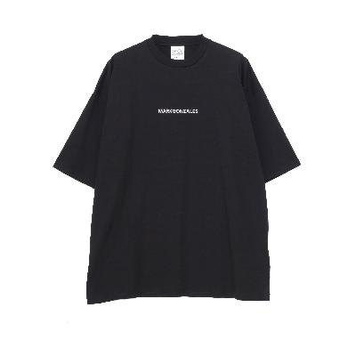 MARK GONZALES Embroidery & Print Big T-shirt