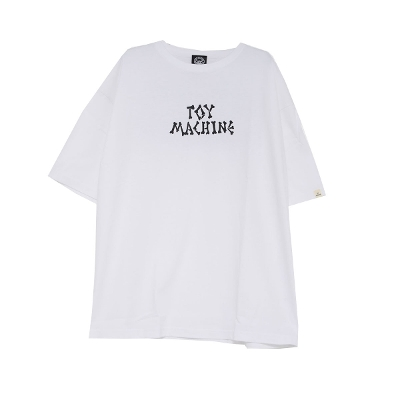 TOY MACHINE BONE LOGO TEE