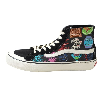 VANS Surf Sk8-Hi 138 Decon Sf (V66) Black/Multi