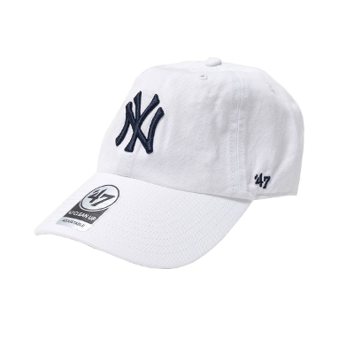 '47 Yankees '47 CLEAN UP White