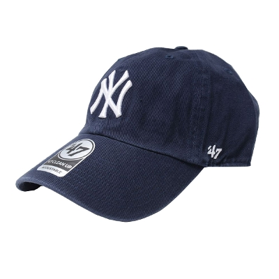'47 Yankees Home '47 CLEAN UP Navy