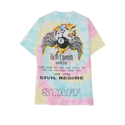CIVIL 8 BALL TEE