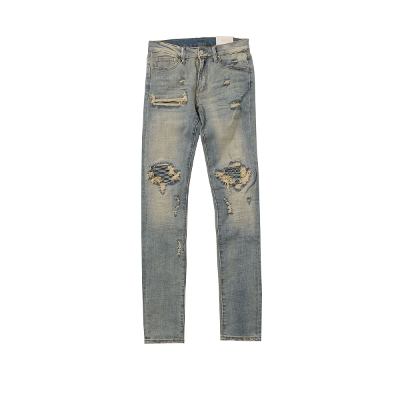 mnml X162 Stretch Denim