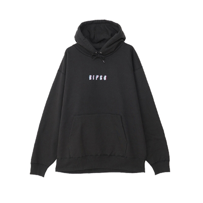 DIPSO 1st Anniversary LOGO Pullover hoodie
