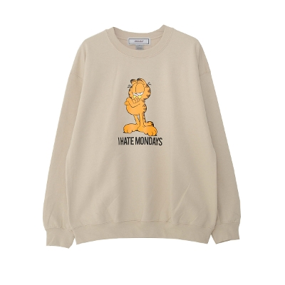 PROJECT SR'ERS×GARFIELD I HATE MONDAYS GF CREW
