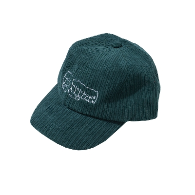 TOY MACHINE BONE LOGO Corduroy cap