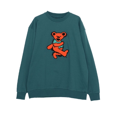 Grateful Dead BIG bear Long sleeve trainer