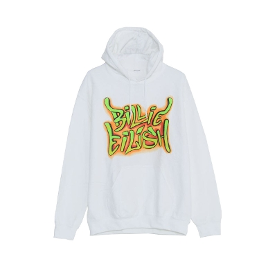 BRAVADO GRAFITI Officially Licensed BILLIE EILISH HOODIE