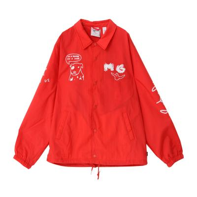 MARK GONZALES COACHES JACKET